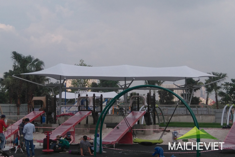 Dự án Vinhomes Central Park Tân Cảng quận 2