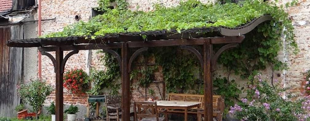 Mái che sân vườn đẹp và tiện ích